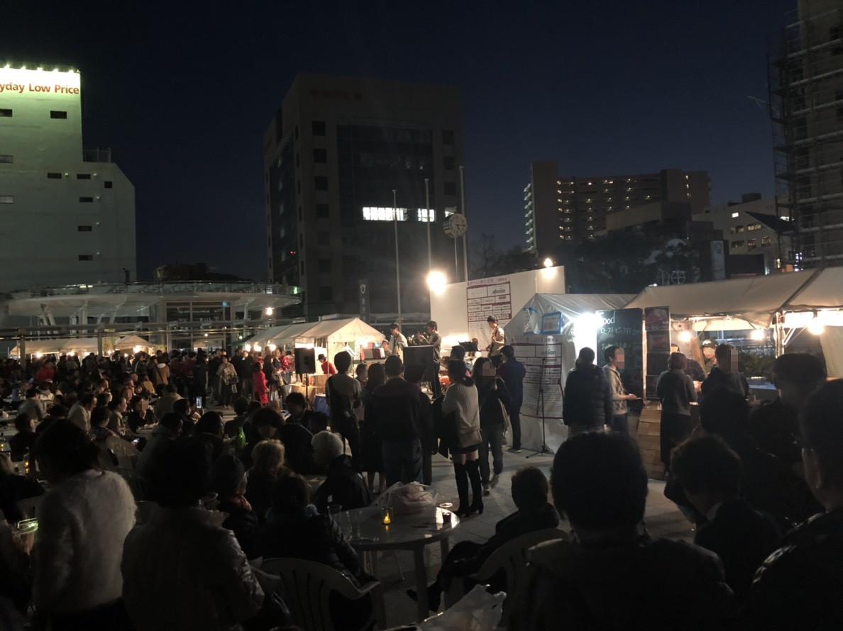 服部商店 ワイン祭り②