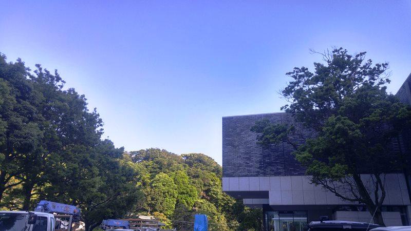 服部商店 神奈川県立近代美術館 鎌倉別館